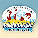 2015 North Idaho Fair & Rodeo icon