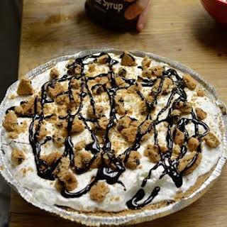No-Bake Chocolate Chip Cookie Pie.