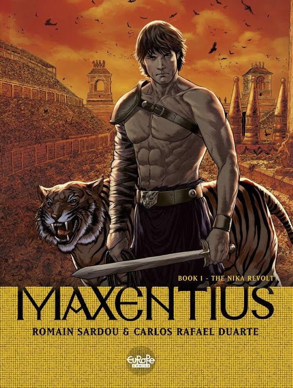 Maxentius (2019) - complete