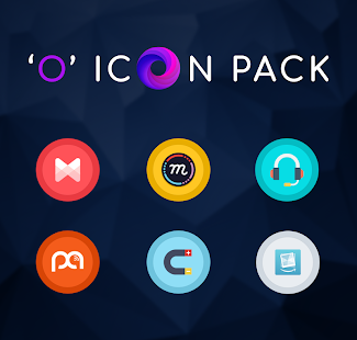 Android O icon pack Screenshot