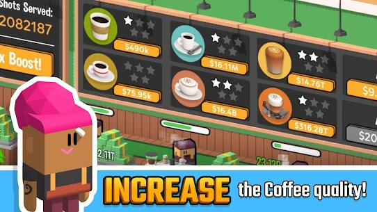 Idle Coffee Corp Download free Android Apk 2