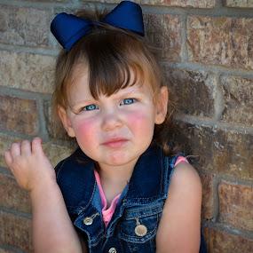Baby Blues by Jessica Simmons - Uncategorized All Uncategorized ( daughter, children, blue eyes, portrait, eyes,  )