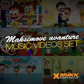 Maksimove Avanture - Music Videos Set