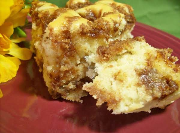 Double The Streusel Coffee Cake