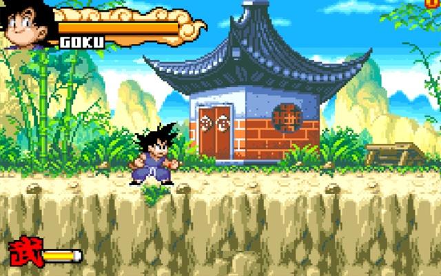 Dragon Ball Advanced Adventure Game