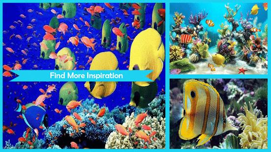 Underwater World Livewallpaper - náhled