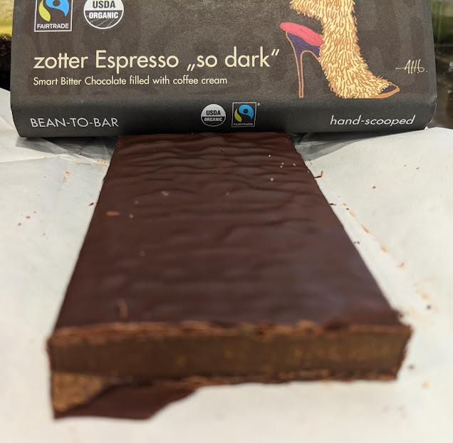 80% Espresso Zotter Bar
