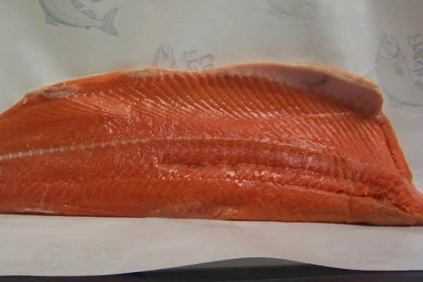 Easy Irish Home Cured Salmon Recipe