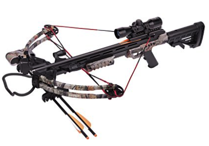 best crossbows of 2018 - centerpoint sniper 370