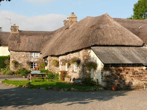 Photo: ...one of many beautiful country pubs
