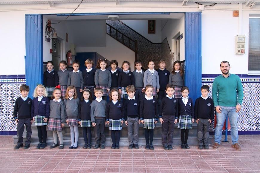 Almería. Compañía de María, 1ºB