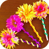 DIY Flower Craft Design Ideas