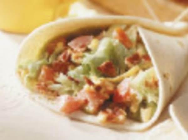 Burrito Blt Wraps Recipe