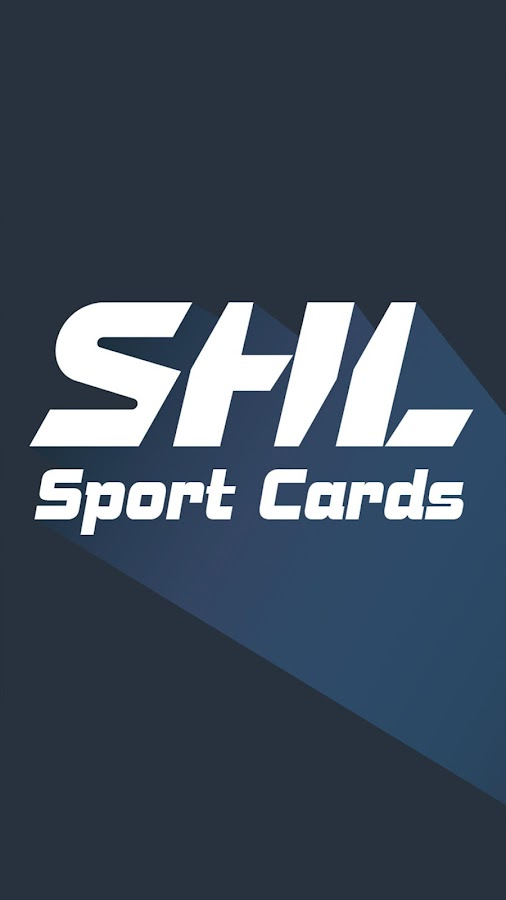 SHL Sport Cards- screenshot