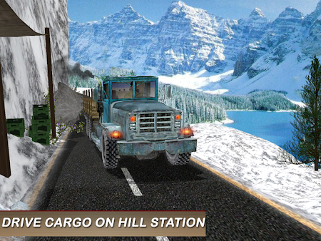 Off Road Truck – Hill Station 1.1 screenshot 1655907