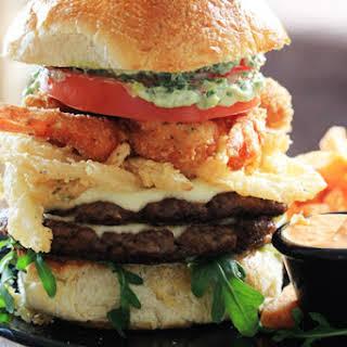"The Big K.R.I.T. ""King"" Burger."