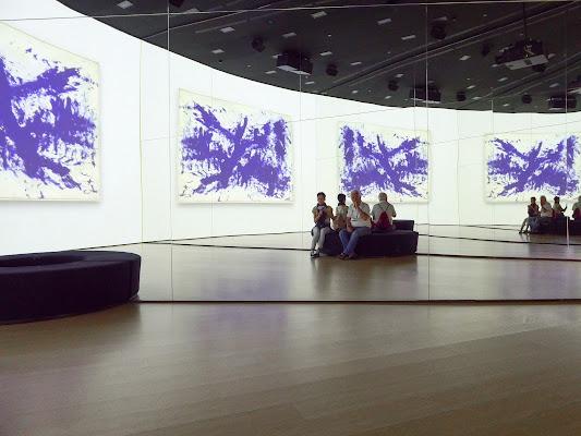Selfie at Guggenheim di jandmpianezzo@bluewin.ch