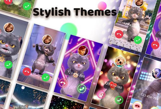 Color Phone Flash - Call Screen Theme, LED 1.2.7 app 1