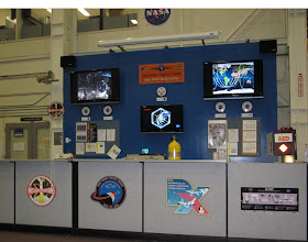 Photo: Operations Control Center of the Space Vehicle Mockup Facility