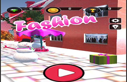Code Triche Fashion Frenzy Dress Up Runway Show obby mod apk screenshots 4