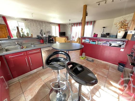 Vente maison 5 pièces 113,36 m2