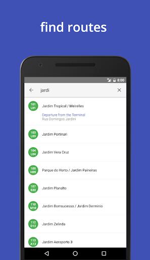 Bus Brazil: Bus, schedules...  screenshots 8