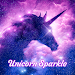 Night Wallpaper Unicorn Sparkle Theme icon