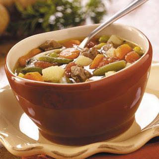 Slow-Cooker Vegetable Soup.