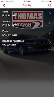 Thomas Nissan - náhled