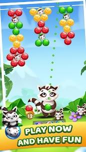 Raccoon Bubbles 1.2.56 MOD Apk Download 1