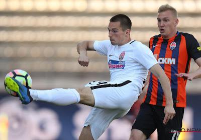 Anderlecht confirme l'arrivée imminente de Bogdan Mykhaylichenko