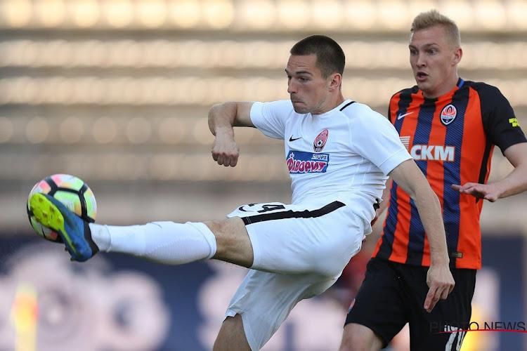 Officiel : BogdanMykhaylichenko rejoint Anderlecht