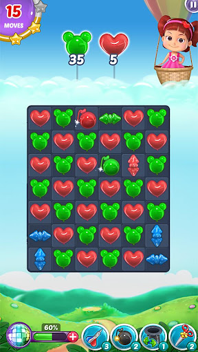 Balloon Paradise - Free Match 3 Puzzle Game 3.7.0 screenshots 6