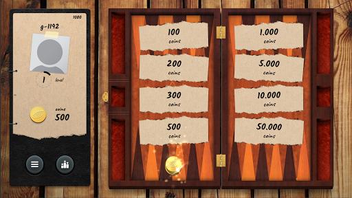 Backgammon GG - Online Board Game android2mod screenshots 1