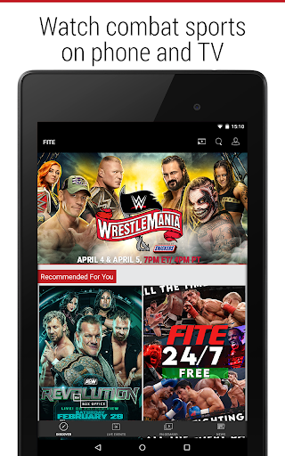 FITE - Boxing, Wrestling, MMA & More 4.2 screenshots 17
