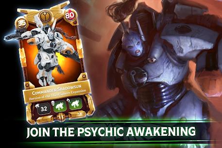 Warhammer Combat Cards – 40K Edition 4