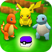 Pocket Train Pixelmon Go