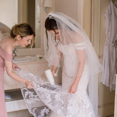Wedding photographer Ekaterina Dyachenko (dyachenkokatya). Photo of 12.09.2018
