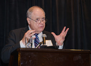 Photo: Dr Kenneth Goodpaster, Koch Endowed Chair in Business Ethics, Opus College of Business University of St. Thomas Minnesota