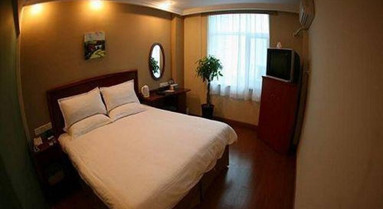 GreenTree Inn Jinhua Railway Station Hotel