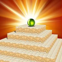 Marble Runner Pyramid