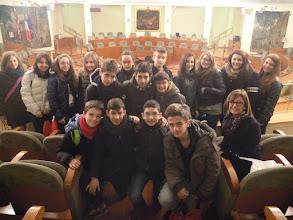 """Photo: 23/02/2015 - Scuola media """"Dante Alighieri"""" di Torino. Classe II N."""