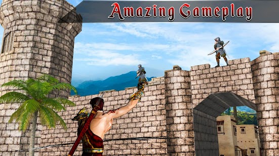 Hero of ninja archery survival - náhled