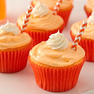 Two-Ingredient Soda Pop Cupcakes.