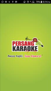 Persang Karaoke Song Bank screenshot