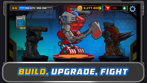 Download Super Mechs MOD APK 1