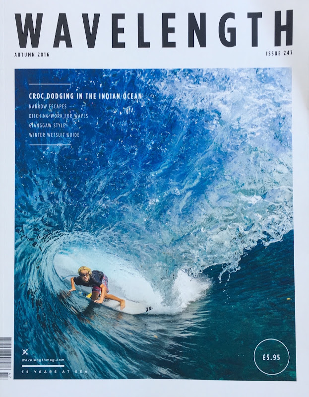 Wavelenght cover shot