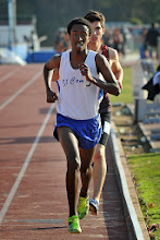 Photo: Teddy Kassa - 2nd 3000m 9:04.60