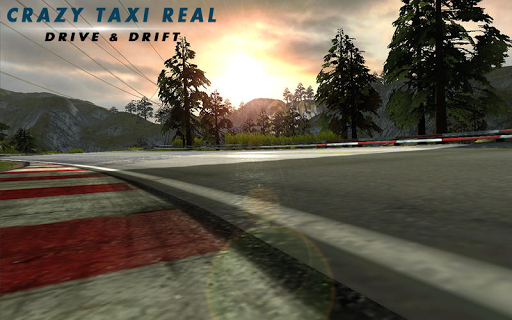 Crazy Taxi Real Drive Drift