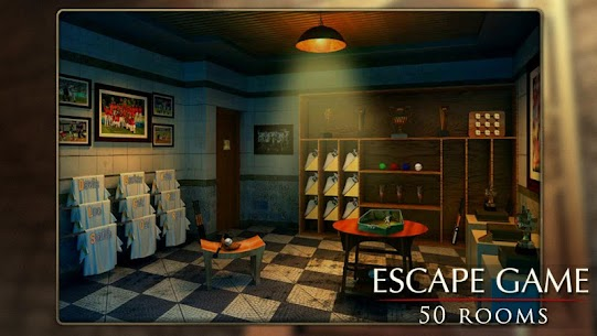 Escape game: 50 rooms 2 5